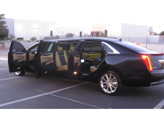 2013 Cadillac Escalade For Sale >> Used 2013 Cadillac XTS Limousine Sedan Stretch Limo - Las ...