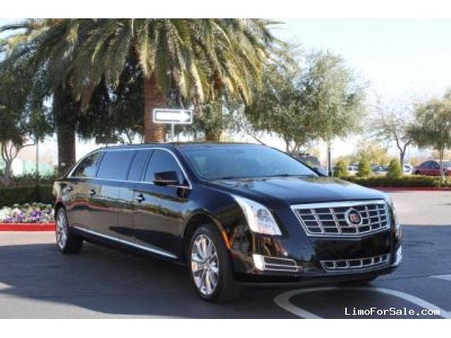 Used 2013 Cadillac Xts Limousine Sedan Stretch Limo Las Vegas