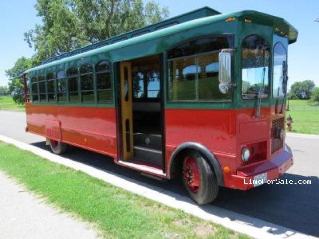 Used 1988 Boyertown Trolley Trolley Car Limo