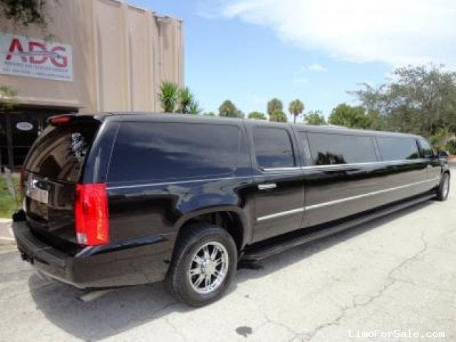 used 2008 chevrolet suburban suv stretch limo executive coach builders delray beach florida. Black Bedroom Furniture Sets. Home Design Ideas