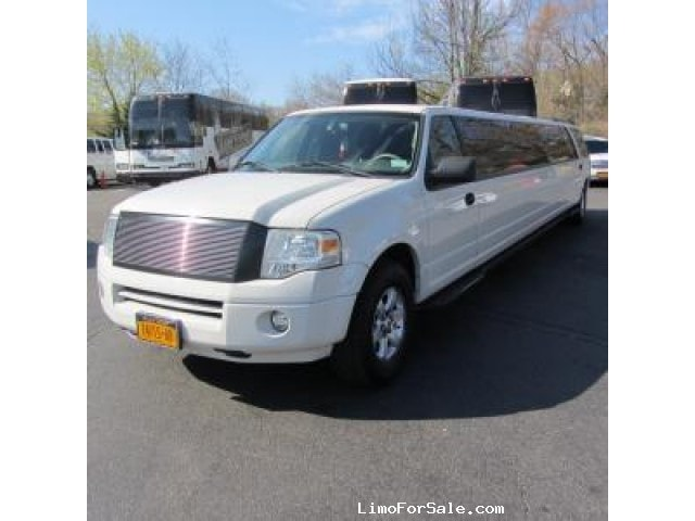 Used Ford Expedition Suv Stretch Limo Commack New York