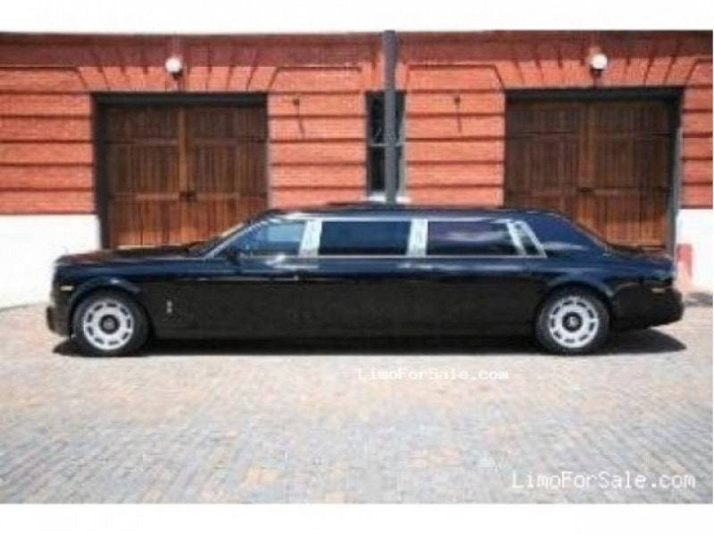2013 Cadillac Escalade For Sale >> Used 2004 Rolls-Royce Phantom Sedan Stretch Limo ...
