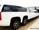 2008, Chevrolet Suburban, SUV Stretch Limo, American Limousine Sales
