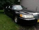 1999, Lincoln Town Car, Sedan Stretch Limo
