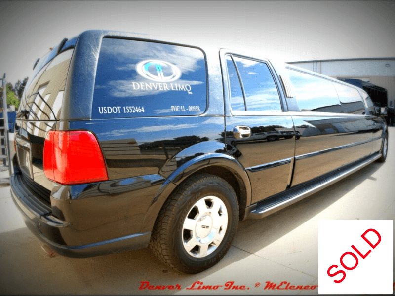used 2005 lincoln navigator suv stretch limo krystal. Black Bedroom Furniture Sets. Home Design Ideas
