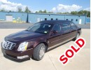 2006, Cadillac DTS, Funeral Limo, Federal