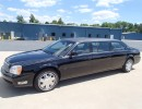 2001, Cadillac DTS, Funeral Limo, Accubuilt