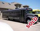2000, International 3200, Motorcoach Bus Limo