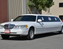 2000, Lincoln Town Car, Sedan Stretch Limo, Krystal