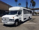2005, Chevrolet C5500, Mini Bus Executive Shuttle, Elkhart Coach
