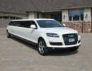 2007, Audi Q7, SUV Stretch Limo, EC Customs