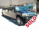 2006, Hummer H2, SUV Stretch Limo, EC Customs