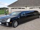 2008, Cadillac STS, Sedan Stretch Limo, EC Customs