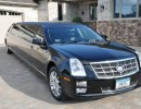 2008, Cadillac STS, Sedan Stretch Limo, EC Customs