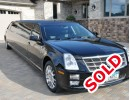 Used 2008 Cadillac STS Sedan Stretch Limo EC Customs - Eagan, Minnesota - $29,999