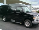 2012, Ford E-250, Van Executive Shuttle