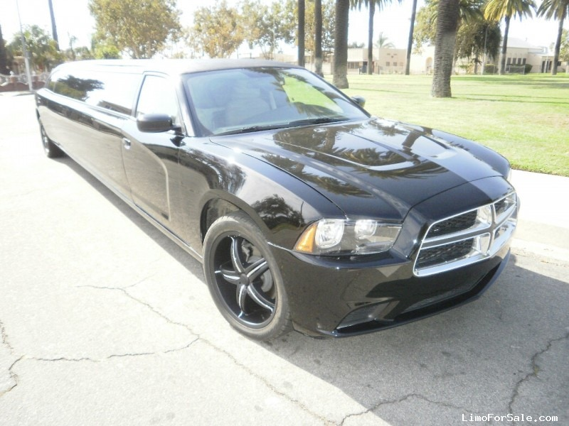 used 2012 dodge charger sedan stretch limo american limousine sales los angeles california. Black Bedroom Furniture Sets. Home Design Ideas