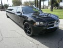 2012, Dodge Charger, Sedan Limo, American Limousine Sales