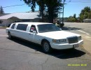 1997, Lincoln Town Car L, Sedan Stretch Limo, Krystal