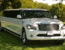 2011, Infiniti QX56, SUV Stretch Limo, Pinnacle Limousine Manufacturing