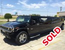 2005, Hummer H2, SUV Stretch Limo, Heaven on Wheels
