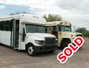 2013, International TerraStar, Mini Bus Executive Shuttle, Starcraft Bus