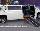 2012, Mobility Ventures MV-1, Van Limo, Tiffany Coachworks