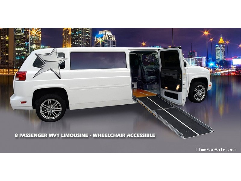 Used 2012 Mobility Ventures MV-1 Van Limo Tiffany Coachworks - Stockbridge, Georgia - $39,995