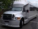 2012, Ford F-750, Motorcoach Limo, Tiffany Coachworks