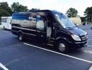 2013, Mercedes-Benz Sprinter, Van Executive Shuttle, Meridian Specialty Vehicles
