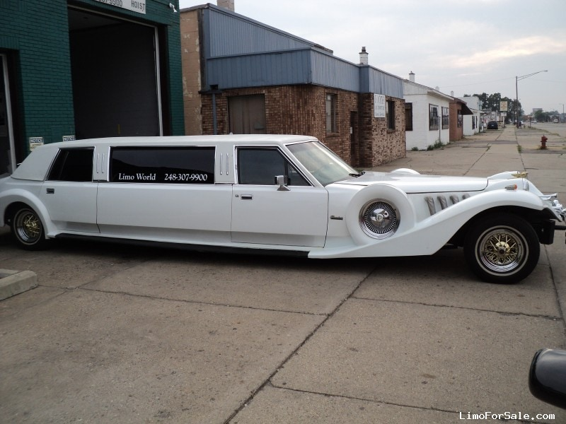 Lincoln Towncar 2017 >> New 1987 Rolls-Royce Phantom Antique Classic Limo - hazel park, Michigan - $27,995 - Limo For Sale