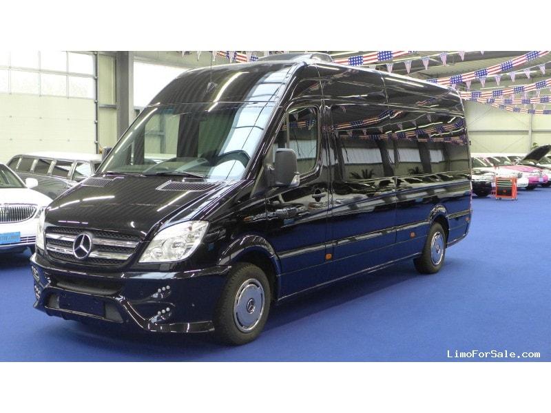 Used Mercedes Sprinter Van For Sale In Germany