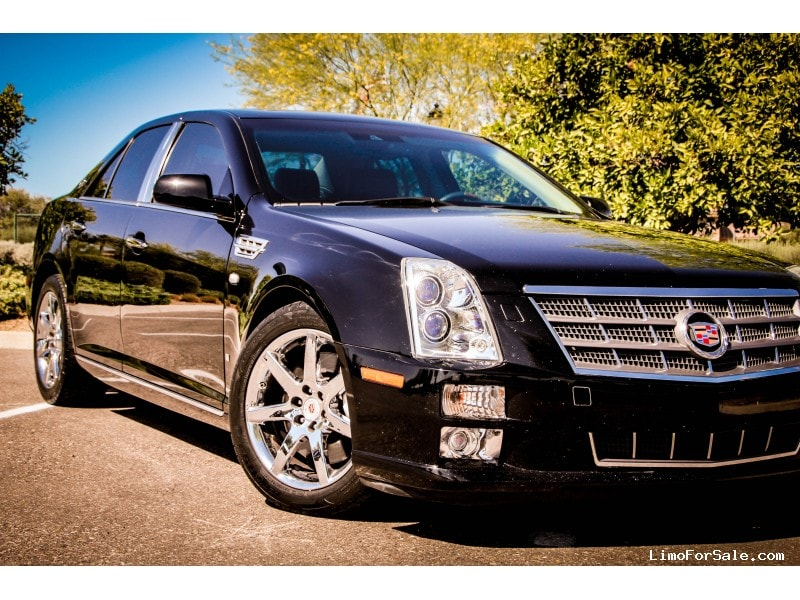 used 2008 cadillac sts sedan limo chandler arizona. Cars Review. Best American Auto & Cars Review