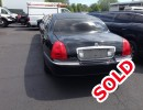Used 2009 Lincoln Town Car Sedan Stretch Limo Royal Coach Builders - Winona, Minnesota - $9,500