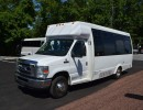 2011, Ford E-450, Mini Bus Executive Shuttle, Federal
