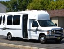 2014, Ford E-450, Mini Bus Executive Shuttle, Ameritrans