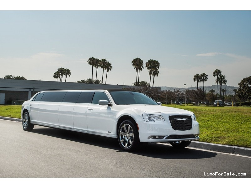 New 2016 Chrysler 300 Sedan Stretch Limo Specialty Conversions - Anaheim, California - $79,000