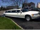 1999, Lincoln Town Car, Sedan Stretch Limo, Royale