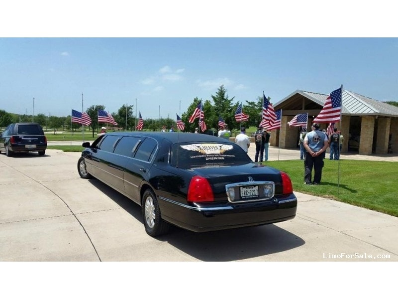 Used 2007 Lincoln Town Car L Sedan Stretch Limo DaBryan - Dallas, Texas - $10,500