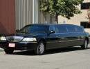 2008, Lincoln Town Car, Sedan Stretch Limo, Executive Coach Builders