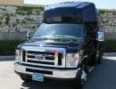 2015, Ford E-350, Mini Bus Shuttle / Tour, Ameritrans