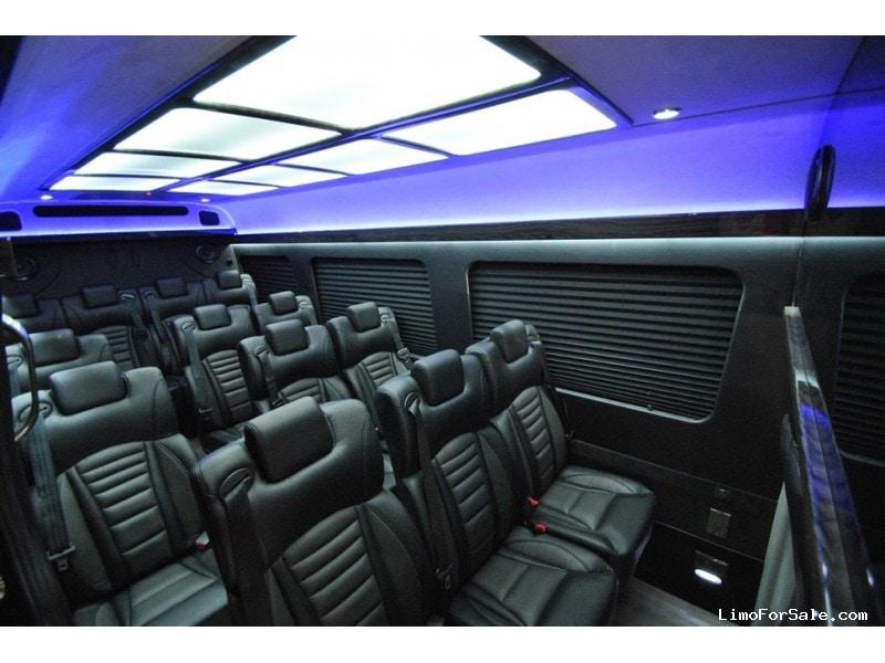 New 2016 Mercedes-Benz Sprinter Van Shuttle / Tour First Class Customs - Springfield, Missouri - $86,900