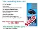 New 2017 Mercedes-Benz Sprinter Van Limo  - Alva, Florida - $89,900