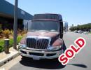 Used 2008 International 3400 Mini Bus Shuttle / Tour Krystal - Anaheim, California - $29,900