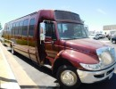 2008, International 3400, Mini Bus Shuttle / Tour, Krystal