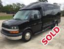 Used 2011 Chevrolet Van Terra Van Shuttle / Tour Turtle Top - Houston, Texas - $26,000