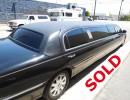 Used 2006 Lincoln Town Car Sedan Stretch Limo Krystal - Anaheim, California - $12,900