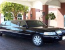 2001, Lincoln Town Car, Sedan Stretch Limo, Krystal