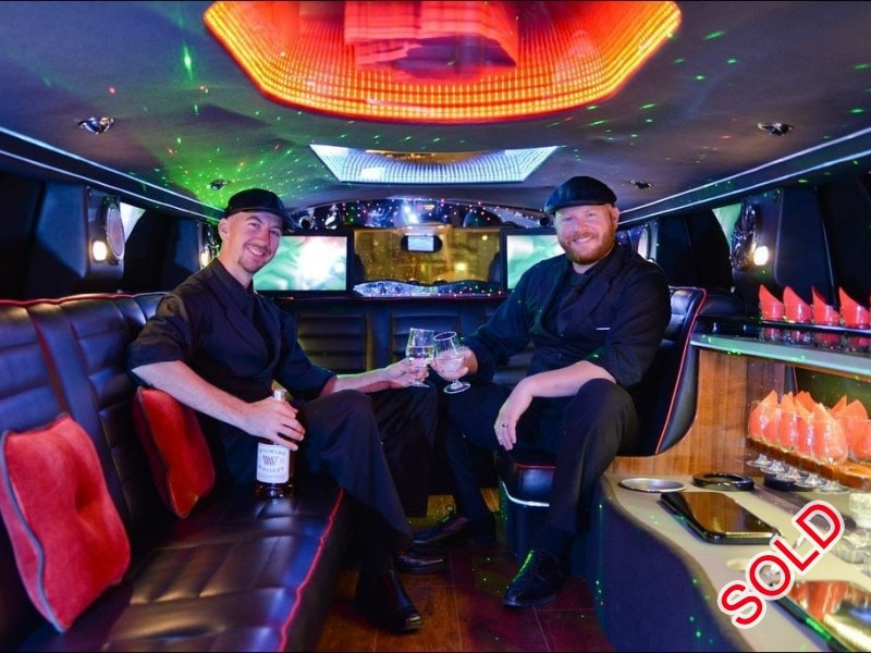 Used 2003 Hummer H2 SUV Stretch Limo Craftsmen - Sheridan, Wyoming - $26,500