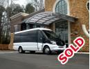 New 2016 Mercedes-Benz Sprinter Van Shuttle / Tour McSweeney Designs - Pelham, Alabama - $94,880